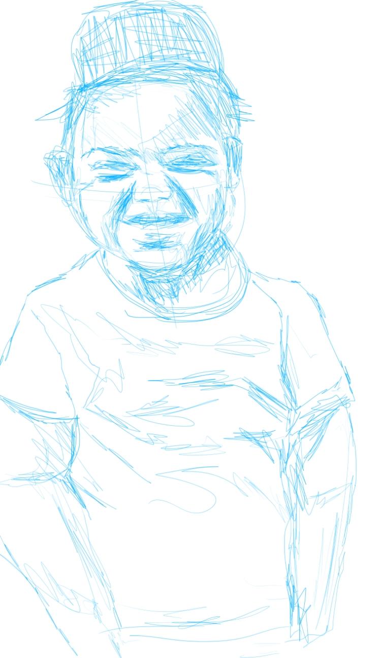 Yared sketch